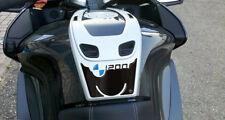Protector de Depósito 3D gel compatible para moto BMW R 1200 RT