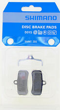 SHIMANO Disc Brake Pads D01S Saint Zee BR M820 M810 M640 Resin Pad Set