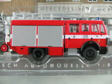 """Busch 43861 Mercedes-Benz MK 88 (1988) """"Brandweer 761 (NL)"""" 1:87/H0 NEU/OVP"""