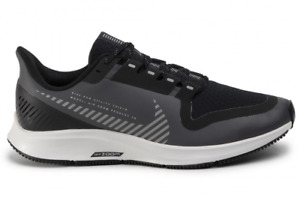 Nike Air Zoom Pegasus 36 Shield (AQ8005 003) Cool Grey Sneakers Mens NEU OVP