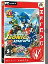 SONIC RIDERS (PC GAME) •FAST • FREE• NEW* & SEALED RPK*