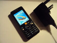 SONY ERICSSON W660I WALKMAN RECORD BACK MOBILE PHONE ON ORANGE+ACCESSORIES