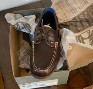 brand new mens timberland loafers size 10