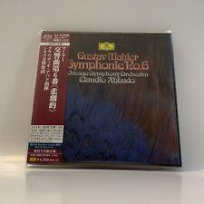 Mahler - Symphony No. 6 - Abbado - SHM-SACD Super Audio CD Japan SACD