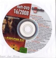 DER ANSCHLAG (Ben Affleck, Morgan Freeman) ohne Cover!