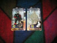 Halo 3 SDCC EVA Hellspartan CQB Camo Spartan Set -  McFarlane