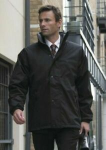Result Reversible Fleece Lined Stormdri Waterproof Jacket-R160X-Workwear Jackets