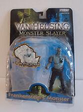 Van Helsing Frankenstein's Monster Figure with Ice Block Playset, New 2004