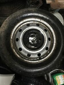 VAUXHALL MOVANO RENAULT MASTER  WHEEL AND TYRE 225-65R-16C