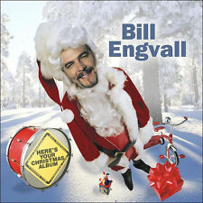 BILL ENGVALL - HERE'S YOUR CHRISTMAS ALBUM - CD - Sealed