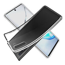 Gel Case for Samsung Galaxy Note 10 (Note10) Soft Silicone Transparent Clear