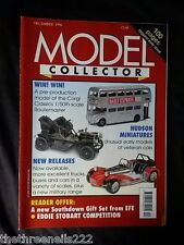 MODEL COLLECTOR - HUDSON MINIATURES - DEC 1996