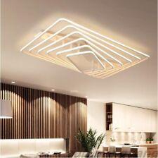 Hot New Design Modern LED Chandelier Living Room Bedroom Square Ceiling Fixtures
