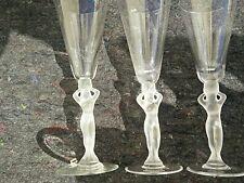 verres cristal bayel coupe de champagne