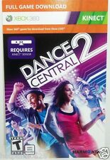 Dance Central 2 (Microsoft Xbox 360, 2011) - Requires Kinect Sensor