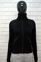 LEVI'S Maglione Taglia XS Lana Cardigan Donna Pullover Sweater Woman Nero