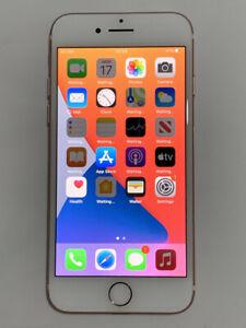 Apple iPhone 7 32GB Rose Gold (Unlocked) - A plus (Grade) Pristine Condition