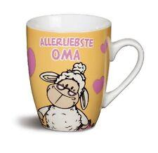 Nici Fancy Mug Tasse ALLERLIEBSTE OMA Becher Porzellan Spülmasch. Geschenk 38171