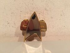 Star Trek Voyager Communicator Pin 1994 The Hollywood Pin Co. Limited Edition!