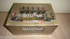 S.I.C. TAKUMI-DAMASHII SPECIAL 2nd COMPLETE SET OF 9 FIGURE Masked Rider MIB