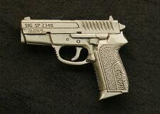 Empire Pewter Sig Sauer SP 2340 Handgun Pewter Pin