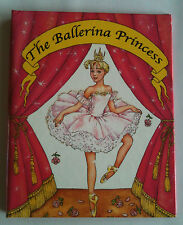 "Children's Personalized Book, ""The Ballerina Princess"", Gift for Birthday"