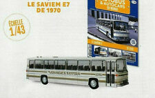 Bus SAVIEM E7 1970   1:43 New in Box diecast model autocar