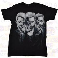 SWEDISH HOUSE MAFIA Black Cotton T-Shirt