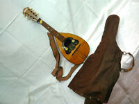 Mandoline guitarre gitarre rarität antiguo guitarra musica zupf Jié tā 結他