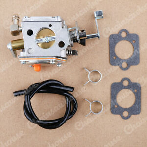 Carburetor W/ Gaskets For Wacker BS500 S BS600 BS600S BS650 Jumping Jack Tamper