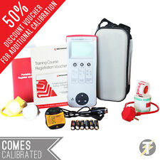 Seaward Primetest 100 PAT Tester KIT62, Online PAT Training Course + Accessories