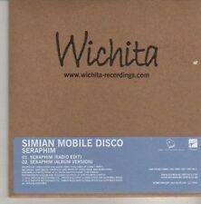 (CV200) Simian Mobile Disco, Seraphim - 2012 DJ CD
