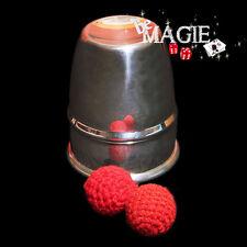 Chop-Cup Aluminium - Gobelet magique - Tour de Magie