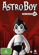 Astro Boy : Collection 1 (DVD, 2013, 11-Disc Set)-REGION 4-Brand new-Free postag