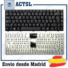 TECLADO ESPAÑOL para Portátil Emachines E520 D720 | Color Negro | Castellaño SP