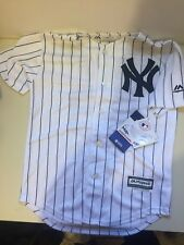 832219ef4d6 Youth New York Yankees Aaron Judge Majestic Cool Base Jersey