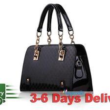 Women Handbag Shoulder Bags New Tote Purse PU Leather Lady Messenger Hobo Bag US