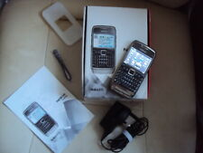 SIMPLE EASY SENIOR SPARE  CHEAP NOKIA E71 EE,VIRGIN,ASDA,T-MO 2G,3G,4G SIM+CHARG