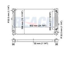 Radiator-GAS Reach Cooling 41-2648