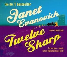 Twelve Sharp by Janet Evanovich (CD-Audio, 2007)