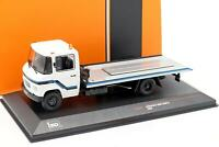 Mercedes-Benz L608 D 1980 Tow truck,Scale 1:43 by ixo