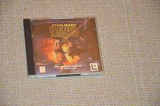 Jeu PC STAR WARS REBEL ASSAULT 2 The hidden empire