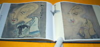 Japanese yokai monster old picture book from japan rare #0060