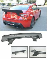 For 13-Up Scion FRS & Subaru BRZ Bunny Style V2 Rear Trunk Spoiler Lip Wing Kit