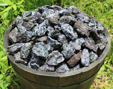 1 Single Natural Rough Indigo Gabbro (Stone Mineral Specimen Raw Rock Gabro)