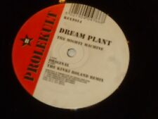 "DREAM PLANT - the mighty machine - 1996 Swis 2-track 12"" Vinyl Single"