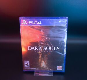 Dark Souls: Remastered (Sony PlayStation 4 / PS4) Brand New Factory Sealed!