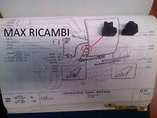 Tassello Gommino rubber laterale cofano anteriore Fiat 1300 1500  4064283
