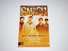 Smash Magazine Issue #66 HOT WATER MUSIC Punk Rock Hardcore Underground NEW