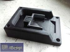 Adapter für Makita Akku 14,4V 18V Ladeschale für BL1415/30 BL1830/40 Schwarz PLA